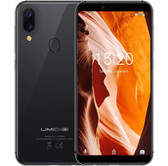 "umidigi a3 2gb 16gb gray quad core 12.0mp fingerprint id 5.5"" android 8.0 smartphone"