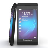 Unlocked BLACKBERRY Z10 Black Color