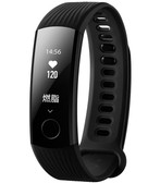 honor band 3 heart rate black waterproof swimming fitness android ios smart band