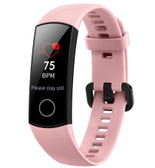 honor band 4 sleep snap pink swim posture detect heart rate calories smart band