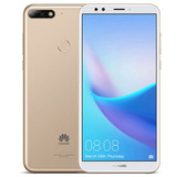huawei y7 prime 3gb 32gb gold octa core 13mp fingerprint id dual sim android smartphone