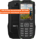 blackview bv1000 green waterproof dustproof shockproof camera fm bluetooth 2g phone