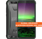 blackview bv5500 2gb 16gb green quad core waterproof 8mp face id android smartphone
