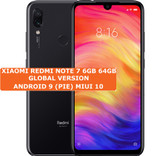 xiaomi redmi note 7 black 6gb 64gb octa core 48mp fingerprint id android smartphone