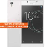 sony xperia l1 2gb 16gb white quad core 13mp camera 5.5 inch android smartphone