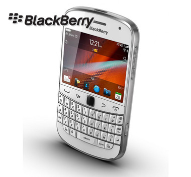 Buy new blackberry bold touch 9900 white factory unlocked smartphone new blackberry 9900 white color reheart Images