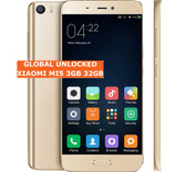 "xiaomi mi5 3gb ram 32gb rom quad core 5.15"" screen 4g lte gold smartphone"