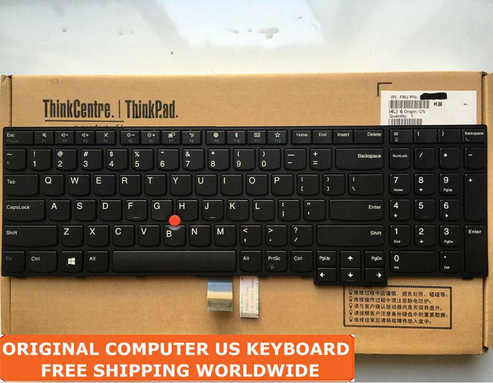 lenovo thinkpad e570 e575 01ax200 01ax160 01ax120 sn5357 us keyboard