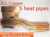dell alienware 17 r1 m17x r5 r6 p18e 0N3P1N 0YP26V cooling heatsink