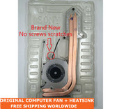 sony vaio pro13 svp13 svp132a svp132100c udqfvsr01df0 for cooling fan + heatsink
