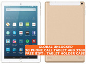 "3g phone call tablet pc gold 4gb 32gb octa core wifi dual sim 10.1"" android 7.0"