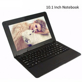 "bdf 2019 notebook 10.1"" wifi bluetooth camera android laptop pc +gift black"