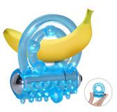 mini vibrators double male rings ejaculation penis ball Loop Lock toy men/couple