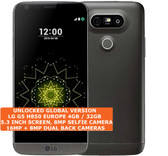 lg g5 h850 europe 4gb 32gb octa-core 16mp fingerprint android smartphone 4g titan