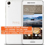 "htc desire 728 2gb 16gb octa-core 13mp camera 5.5"" android lte smartphone white"