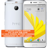 "htc 10 evo 3gb 32gb octa-core 16mp fingerprint id 5.5"" android smartphone white"