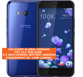 "htc u11 4gb 64gb octa-core 16mp dual sim 5.5"" android 7.0 smartphone lte blue"