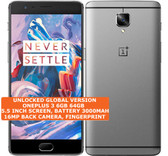 "oneplus 3 6gb 64gb quad-core 16mp fingerprint 5.5"" android smartphone graphite"
