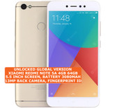 xiaomi redmi note 5a 4gb 64gb octa-core 13mp dualsim 5.5 android smartphone gold