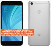 xiaomi redmi note 5a 4gb 64gb octa-core 13mp dualsim 5.5 android smartphone gray