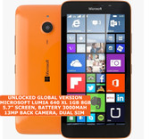 microsoft lumia 640 xl ta-1096 8gb quadcore 13mp camera 5.7 windows phone orange