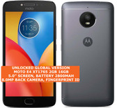 "motorola moto e4xt1765 2gb 16gb quad-core 8mp fingerprint 5.0"" android 4g gray"