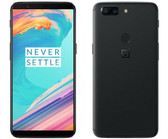 "oneplus 5t 6gb 64gb octa-core 20mp fingerprint 6.1"" android smartphone 4g black"