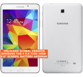 samsung galaxy tab 4 8.0 t330 16gb quad-core 8.0inch wifi android tablet white