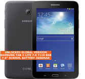 "samsung galaxy tab 3 lite 7.0 t110 8gb dual-core 7.0"" wifi android tablet black"