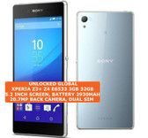 "sony xperia z3 plus z4 e6533 3gb 32gb octacore 20.7mp hdr 5.2"" android 4g green"