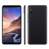 "xiaomi mi max 3 6gb 128gb black octa core 6.9"" 12mp dual sim miui smartphone"