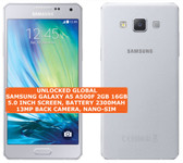 "samsung galaxy a5 a500f 2gb 16gb quad-core 13mp 5.0"" android smartphone silver"