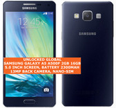 "samsung galaxy a5 a500f 2gb 16gb quad-core 13mp 5.0"" android smartphone black"