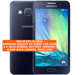 samsung galaxy a3 a300f 16gb quad-core 8mp camera 4.5 android smartphone 4g black