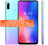 homtom p30 pro 4gb 64gb octacore 13mp fingerprint 6.41 android breathing crystal