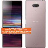 "sony xperia 10 i3113 3gb 64gb octa-core 13mp fingerprint 6.0"" android lte pink"