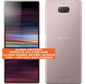 "sony xperia 10 i3113 3gb 64gb octa-core 13mp fingerprint 6.0"" android lte pink"