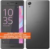 "sony xperia xa f3111 2gb 16gb octa-core 13mp camera 5"" android smartphone black"
