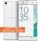 """sony xperia xa f3111 2gb 16gb octa-core 13mp camera 5"""" android smartphone white"""