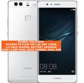 "huawei p9 plus vie-l29 4gb 128gb octa-core 12mp dual sim 5.5"" android lte white"