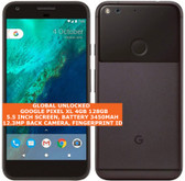 google pixel xl 4gb 128gb quad core 12mp fingerprint 5.5 android smartphone black