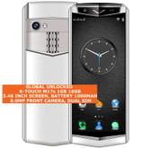 "k-touch m17s 16gb quad core 8.0mp face id 3.46"" dualsim android smartphone white"