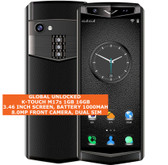 "k-touch m17s 16gb quad core 8.0mp face id 3.46"" dualsim android smartphone black"