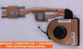thinkpad t460 00up183 cpu cooling fan with heatsink