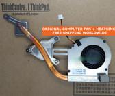 thinkpad x200s 34.48q02.001 fru 45n3235 cpu cooling fan with heatsink