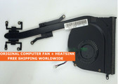 lenovo ideapad u410 ksb0605hc 36lz8tmlv00 cpu cooler fan with heatsink