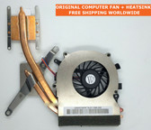 sony vpc ec ea eb pcg 61211 71211 71713l original cooling fan with heatsink