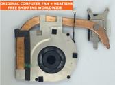 sony vaio svt111 svt111a11n svt111a11w 60.4uw01.021 t11 cpu fan with heatsink