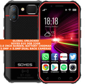 "soyes s10 3gb 32gb quad core 5.0mp face id dual sim 3.0"" android 4g lte red"