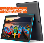 "lenovo tab2 tb-x103f 16gb quad core 5.0mp camera 10.1"" wifi android tablet blue"